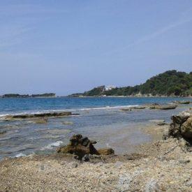 Παραλία του Αγίου Ανδρέα