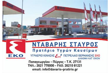 ΕΚΟ - ΝΤΑΒΑΡΗΣ